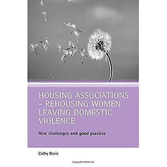 Wiederansiedlung Frauen häusliche Gewalt verlassen: Gehäuse, Verbände und behördenübergreifende Antworten