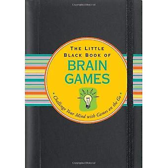 Poco libro negro de los juegos de cerebro (Brain Teasers) (poco negro libros) (poco negro libros (libro en rústica del Pauper de Peter))