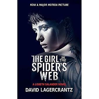 The Girl in the Spider's Web (Movie Tie-In) (Millennium)
