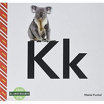 KK (língua espanhola) (El Abecedario (o alfabeto))