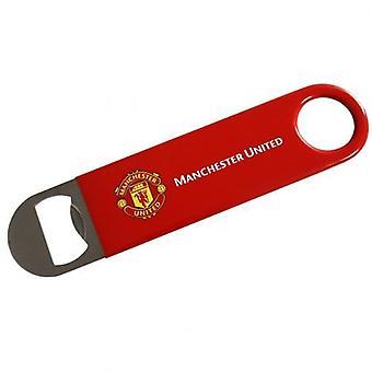 Manchester United Bottle Opener Køleskabsmagnet