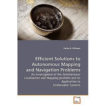 Soluzioni efficienti per mappatura autonoma e problemi di navigazione da Williams & Stefan B.