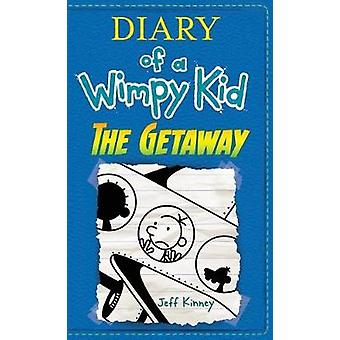 The Getaway by Jeff Kinney - 9781432843724 Book