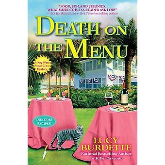 Death on the Menu - A Key West Food Critic Mystery by Death on the Men