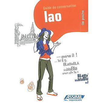 Lao De Poche - Guide De Conversation by Klaus Werner - 9782700505160 B