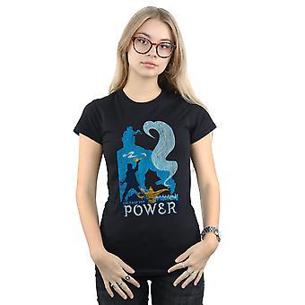 Disney Women's Aladdin film ontketenen de Power T-shirt