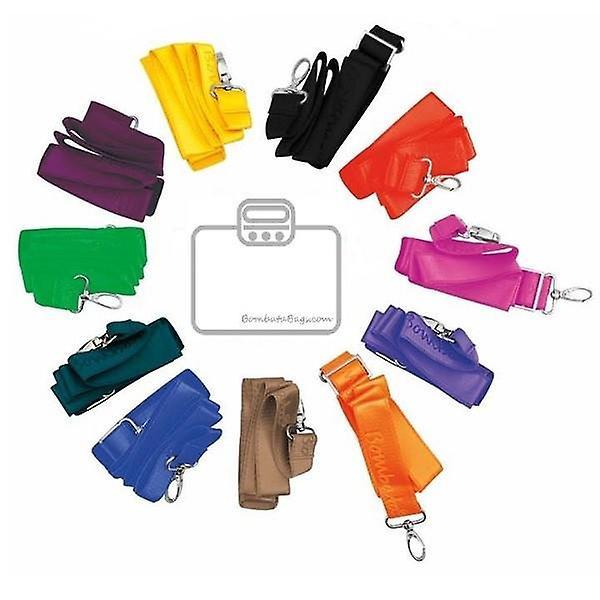 Bombata Colored Shoulder Strap - Taupe