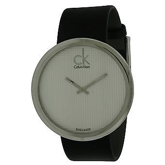 Calvin Klein Damenuhr feine Leder K0V231C6