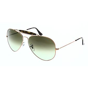 Ray-Ban OUTDOORSMAN II Bronze-Copper Sunglasses RB3029-9002A6-62