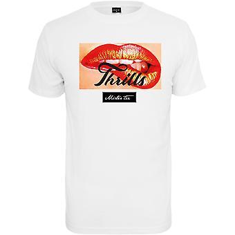 Mister camiseta-THRILLS branco
