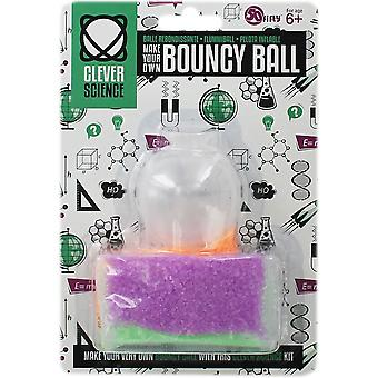 Clever Science - Bouncy Ball