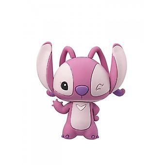 3D Foam Magnet - Disney - Lilo Stitch - Angel New 84079