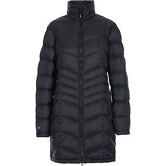 Trespass Womens Micaela Lightweight Long Length Padded Coat