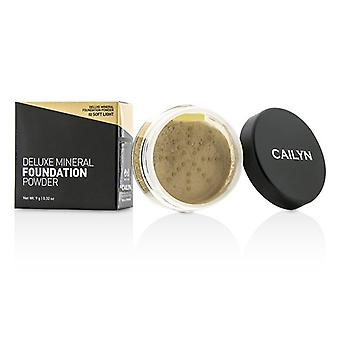 Cailyn Deluxe Mineral Foundation jauhe - #02 pehmeä kevyt 9g/0.32 oz