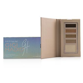 Paleta de contorno de ojos Maybelline Gigi Hadid-# GG01 cálido 2.5 g/0.088 oz