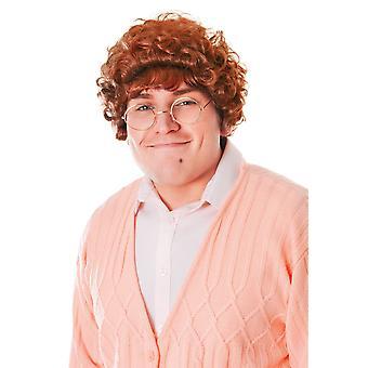 Bristol Novelty Unisex Curly Mop Wig