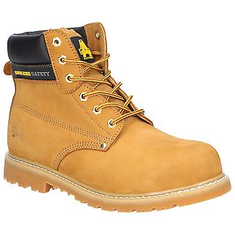 Amblers Safety Mens FS7 Goodyear Welted Safety Boot Miele