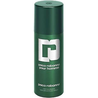 Deodorant Spray Paco Rabanne For Men - Audacity and Charisma