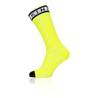 Sealskinz Waterproof Warm Weather Mid Length Socks With Hydrostop - SS20
