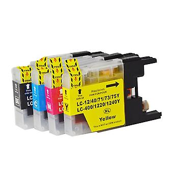 LC73XL Compatible Inkjet Cartridge Set 4 Ink Cartridges [Boxed Set]