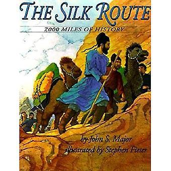 De Zijderoute: 7.000 mijl van geschiedenis