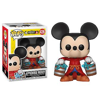 Mickey Mouse 90th Apprentice Mickey Pop! Vinyl