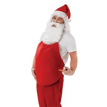 Bristol uutuus Unisex aikuisten joulu Santa vatsa stuffer
