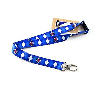 Los Angeles Clippers NBA Argyle Lanyard