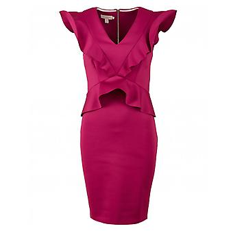 Ted Baker Alair Frill Body Con Dress