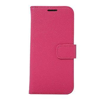 Kotelo Samsung Galaxy S7 Edge Portecarte Rose