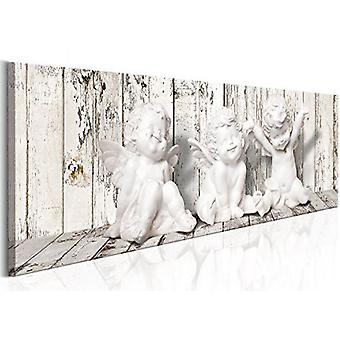 Artgeist Canvas Print Laughing Cherubs (Decoration , Pictures and frames , Canvases)