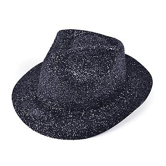 Bristol nyhed unisex glitter Trilby hat
