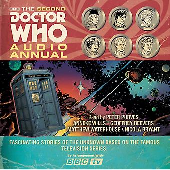 Second Doctor Who Audio Annual