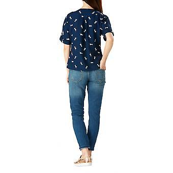 Sugarhill Boutique Women's Milkshake Print Shirt