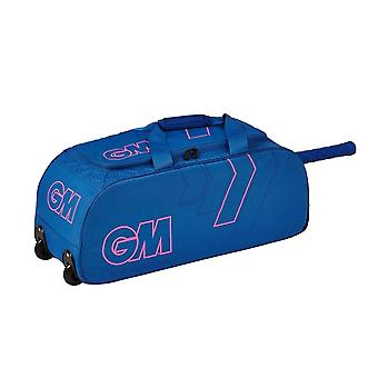 Gunn & Moore 2020 606 Wheelie Cricket Duffle Holdall Bag Blue