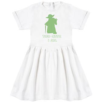 Too Cute I Am - Baby Dress