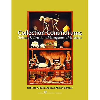 Collection Conundrums: Solving Collections Management Mysteries