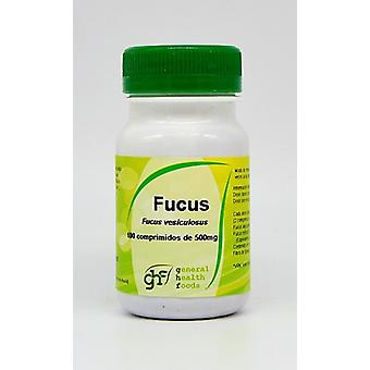 GHF Fucus 500 mg 100 Comprimidos
