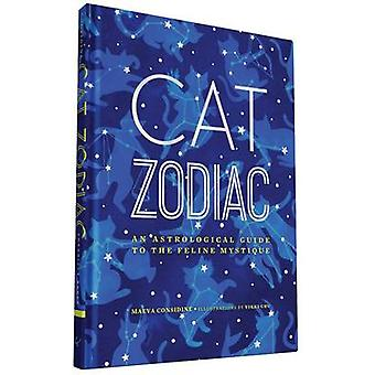 Cat Zodíaco por Maeva Considine