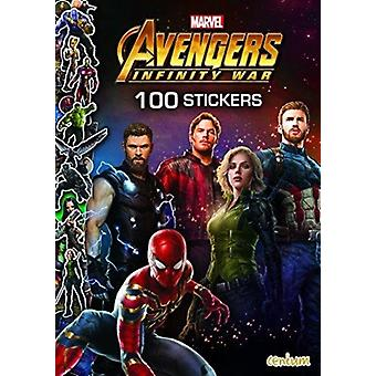 Avengers Infinity War  Sticker Book by Centum Books Ltd