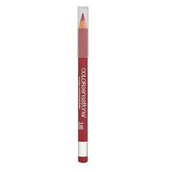 Maybelline Color Sensational Lip Liner / Rouge en Levres Intense Pink #140