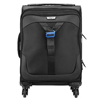 Mizuno Unisex 2020 Onboarder Travel Luggage Wheeled Carry-On Koffer
