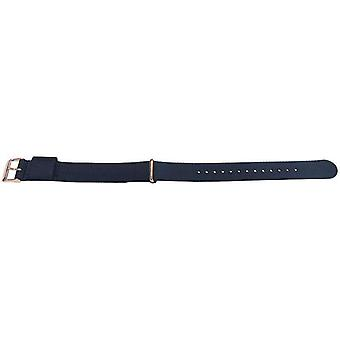 Daniel wellington basewater style watch strap n.a.t.o gold plated buckle 18mm and 20mm