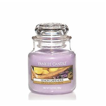 Yankee Candle Classic Pequeno Jar Limão Lavanda 104g
