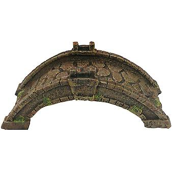Agrobiothers Arched Stone Bridge (Fish , Decoration , Ornaments)