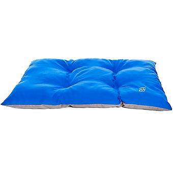 Ferribiella kaksisävyinen tyyny 50X35Cm sininen-beige (kissat, vuode vaatteet, sängyt)