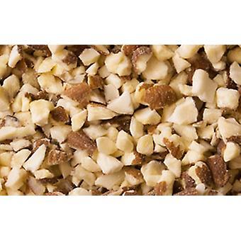 Almonds Diced Med Dry Roasted -no Salt-( 24.95lb )