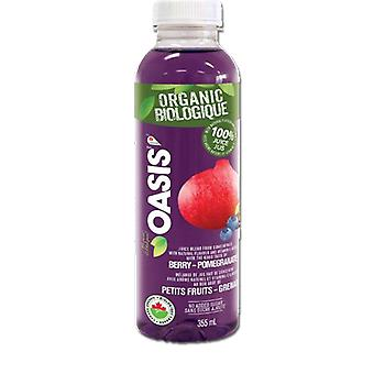 Oasi Organic Berry Pomegranate -( 355 Ml X 15 Bottiglie )