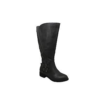 Tyyli & Co naisten Milah manteli Toe polvisukat muoti kengät