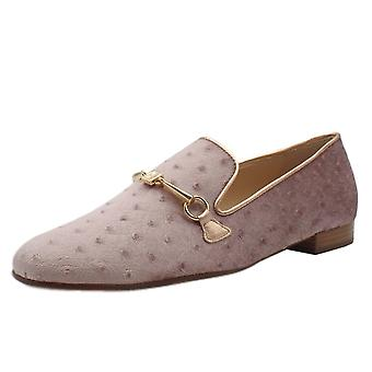 Högl 5-10 1616 Tudor Classic Loafers In Rose